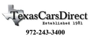 Texas Cars Direct Logo